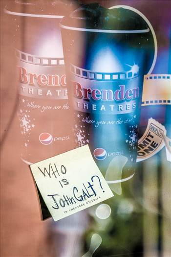 Who is John galt? by Scott Smith Photos