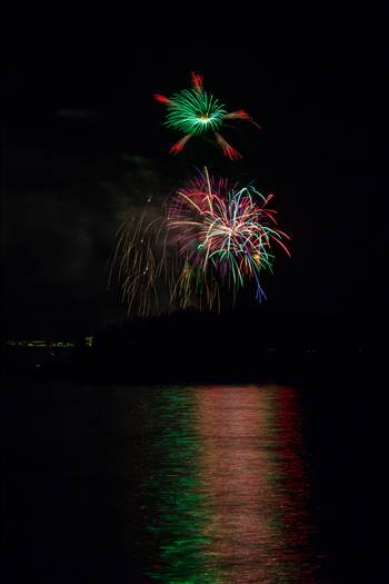 Dillon Reservoir Fireworks 2015 26 by Scott Smith Photos