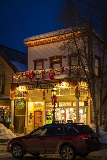 Breckenridge in Wintertime 12 by Scott Smith Photos