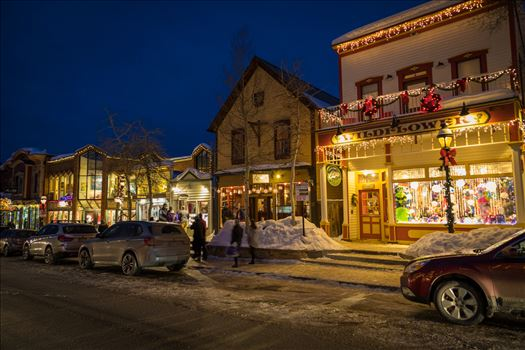 Breckenridge in Wintertime 13 by Scott Smith Photos