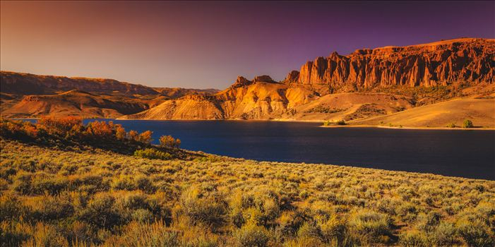 Dillon Pinnacles and Gunnison River (toned) by Scott Smith Photos