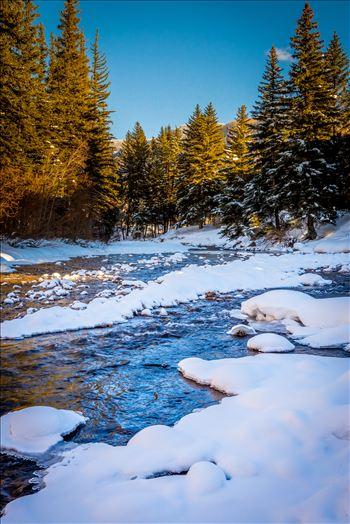 Vail Mountain Stream by Scott Smith Photos