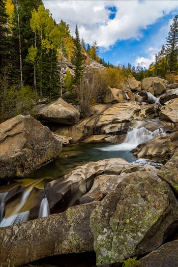 Aspen Grottos II by Scott Smith Photos