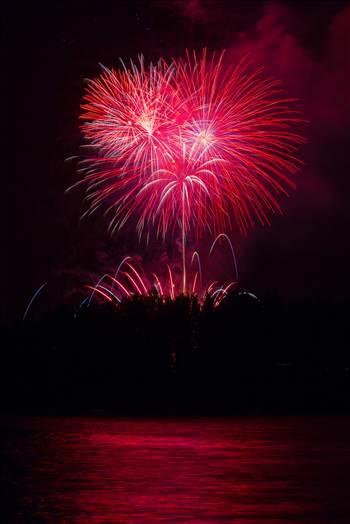 Dillon Reservoir Fireworks 2015 60 by Scott Smith Photos