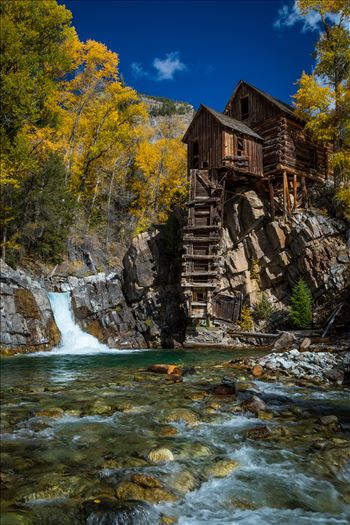 Crystal Mill No 1 by Scott Smith Photos