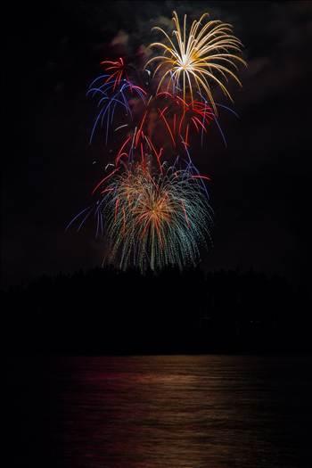 Dillon Reservoir Fireworks 2015 55 by Scott Smith Photos