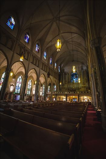 St. Patricks Cathedral 4 by Scott Smith Photos