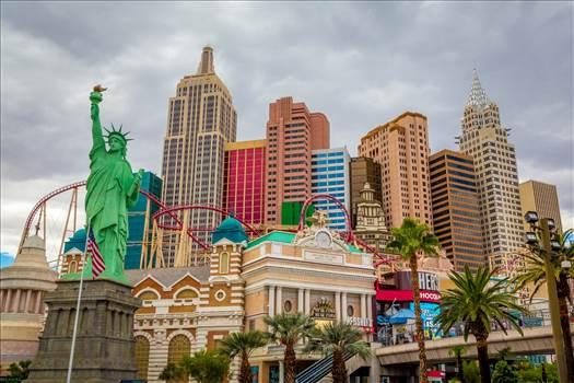New York in Vegas by Scott Smith Photos