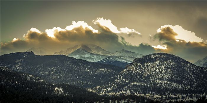 Sunset from Estes by Scott Smith Photos
