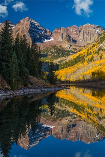 Maroon Bells No 2 by Scott Smith Photos