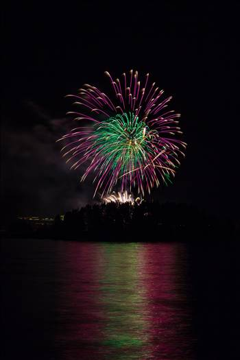 Dillon Reservoir Fireworks 2015 20 by Scott Smith Photos