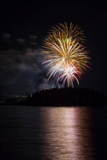Dillon Reservoir Fireworks 2015 17 by Scott Smith Photos