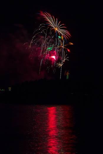 Dillon Reservoir Fireworks 2015 23 by Scott Smith Photos
