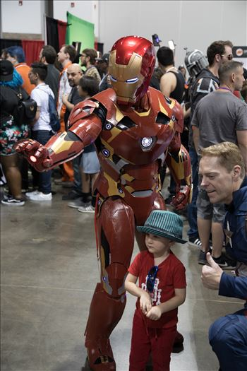 Iron Man 2 at Denver Comic Con 2018 by Scott Smith Photos