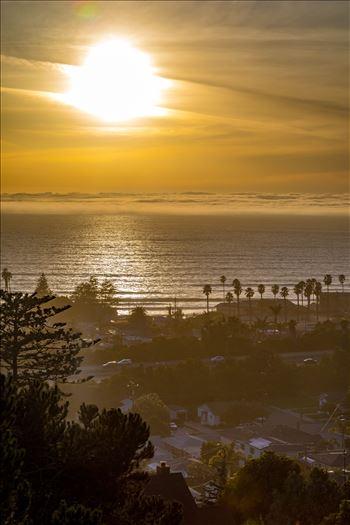 Pismo Beach Sunset 2 by Scott Smith Photos