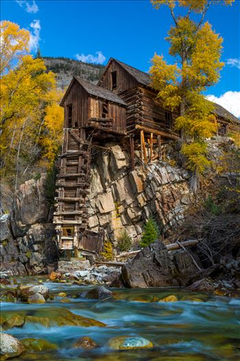 Crystal Mill No 4 by Scott Smith Photos