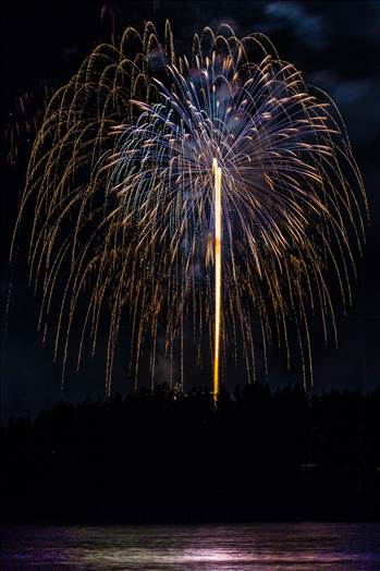 Dillon Reservoir Fireworks 2015 7 by Scott Smith Photos