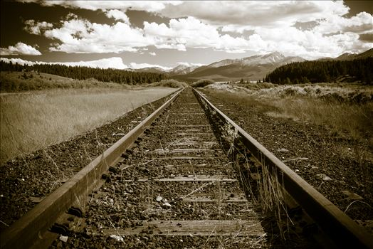 Infinity Tracks by Scott Smith Photos