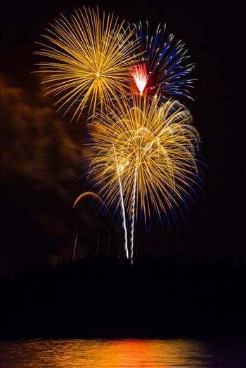 Dillon Reservoir Fireworks 2015 13 by Scott Smith Photos