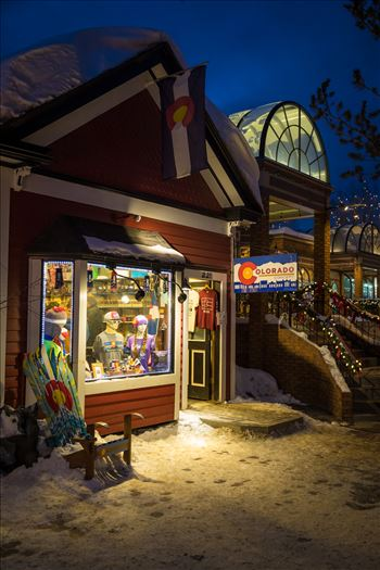 Breckenridge in Wintertime 07 by Scott Smith Photos