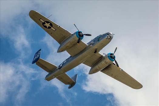 North American B-25B Mitchell 1 by Scott Smith Photos