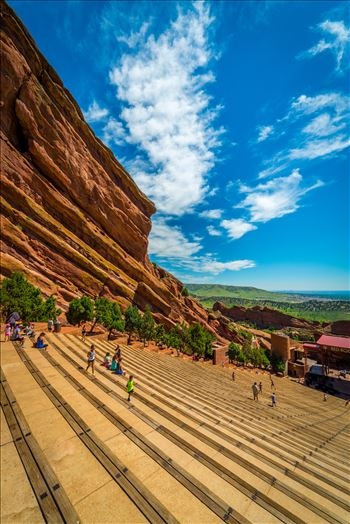 Red Rocks Amphitheater by Scott Smith Photos