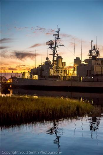 USS Laffey by Scott Smith Photos