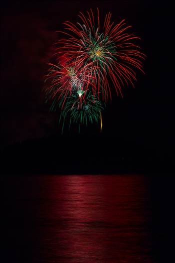 Dillon Reservoir Fireworks 2015 51 by Scott Smith Photos