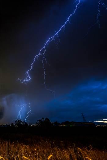 Lightning Flashes 4 by Scott Smith Photos