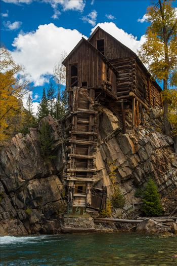 Crystal Mill, Colorado 13 by Scott Smith Photos