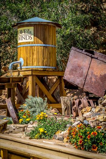 Cave of the Winds Display by Scott Smith Photos