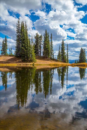 Mount Badly Wilderness Lake by Scott Smith Photos