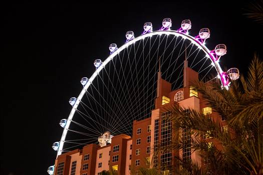 Vegas Observation Wheel by Scott Smith Photos
