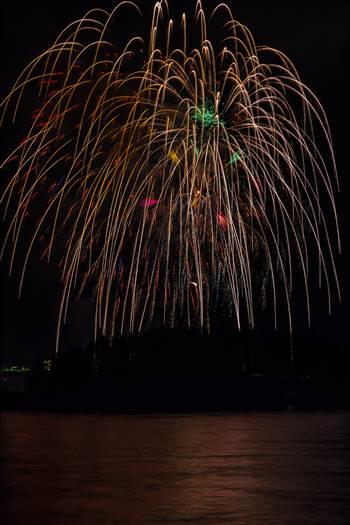 Dillon Reservoir Fireworks 2015 48 by Scott Smith Photos