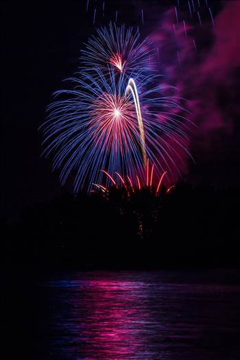 Dillon Reservoir Fireworks 2015 62 by Scott Smith Photos