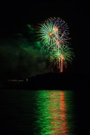 Dillon Reservoir Fireworks 2015 21 by Scott Smith Photos