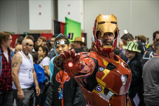 Iron Man  at Denver Comic Con 2018 by Scott Smith Photos