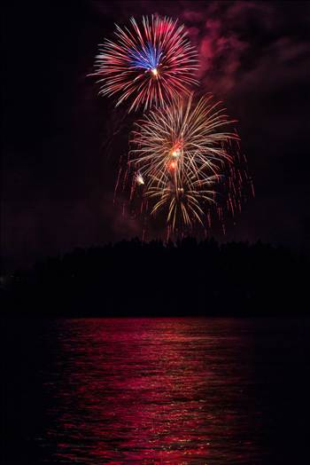 Dillon Reservoir Fireworks 2015 52 by Scott Smith Photos