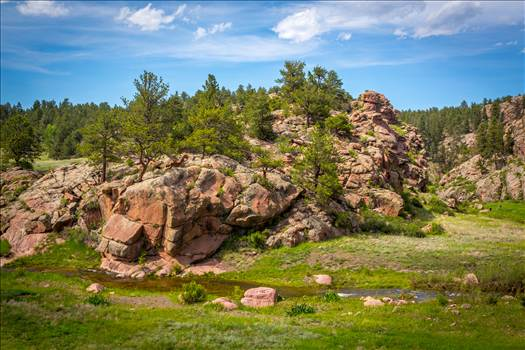 Guffy Cove (Paradise Cove) Colorado 28 by Scott Smith Photos