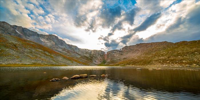 Summit Lake, Mt Evans by Scott Smith Photos
