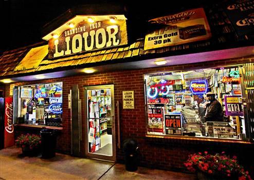 LaPorte Liquor by Scott Smith Photos