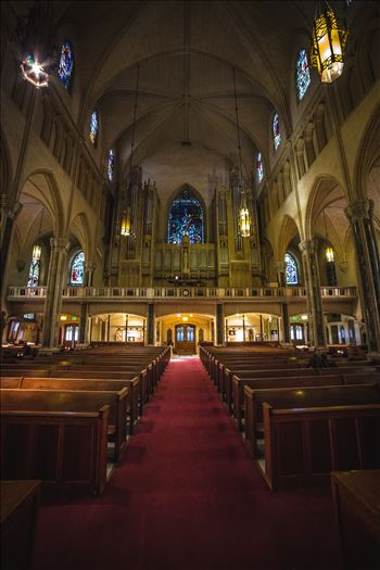 St. Patricks Cathedral 3 by Scott Smith Photos