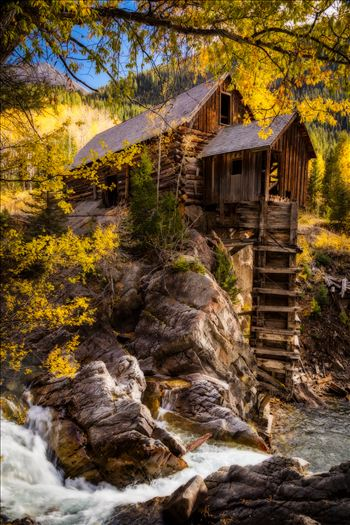 Crystal Mill, Colorado 12 by Scott Smith Photos
