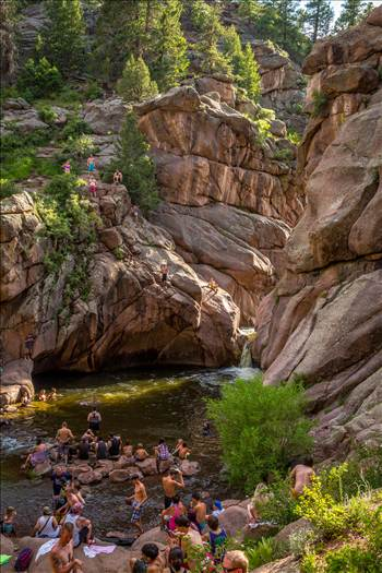 Guffy Cove (Paradise Cove) Colorado 32 by Scott Smith Photos