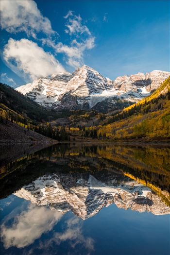 Maroon Bells 2 - The Maroon Bells, Saturday 9/29/17.