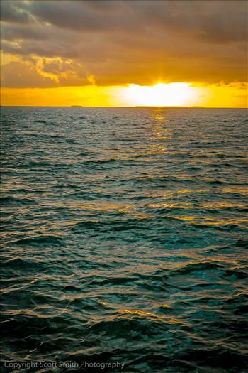 Key West Sunset by Scott Smith Photos