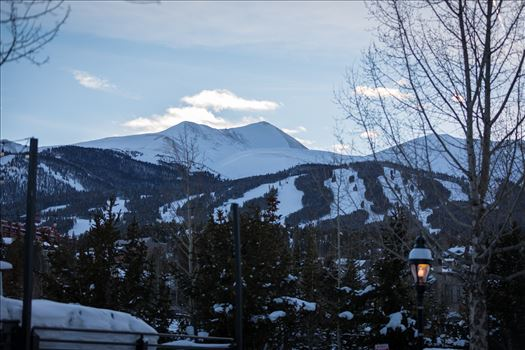 Breckenridge in Wintertime 02 by Scott Smith Photos