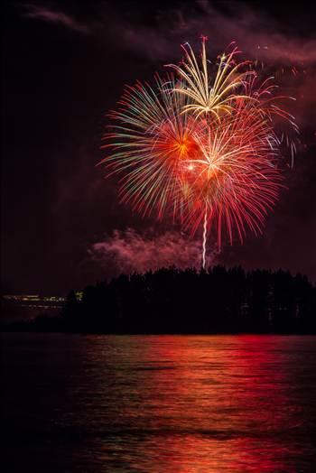 Dillon Reservoir Fireworks 2015 47 by Scott Smith Photos