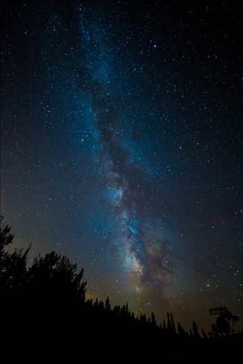 Milky Way From Ward by Scott Smith Photos