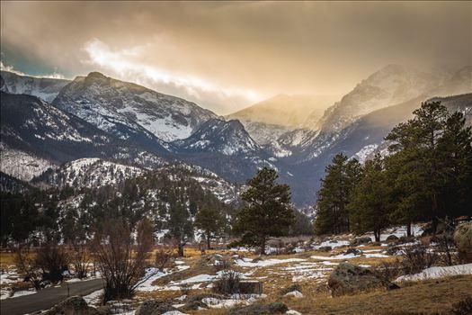 Tombstone Ridge by Scott Smith Photos